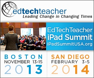EdTechTeacher iPad Summit USA