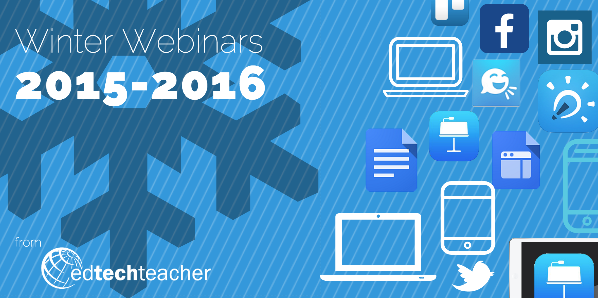 Winter Webinars