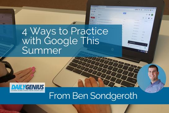 4 Ways to Practice with Google