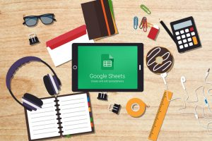 Hacking G Suite – 4 Creative uses of Google Sheets in the Classroom
