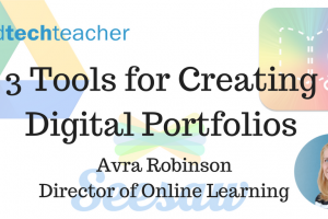 3 Tools for Creating Digital Portfolios – From Avra