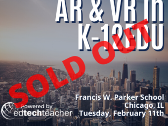 AR VR Chicago SOLD OUT